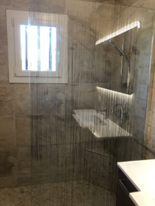 Salle de bain terminée !