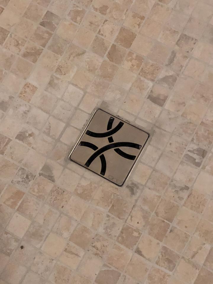 Décoration salle de bain.